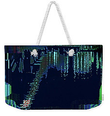 Abstract  Images Of Urban Landscape Series #7 Weekender Tote Bag