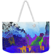 Abstract  Images Of Urban Landscape Series #8 Weekender Tote Bag
