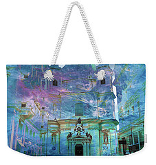 Abstract  Images Of Urban Landscape Series #9 Weekender Tote Bag