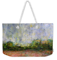 Abstract Landscape #310 Weekender Tote Bag by Jim Whalen