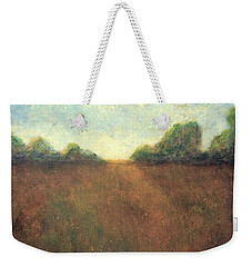 Abstract Landscape #312 Weekender Tote Bag by Jim Whalen