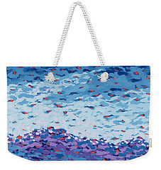 Abstract Landscape Painting 2 Weekender Tote Bag