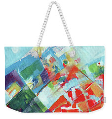 Abstract Landscape1 Weekender Tote Bag