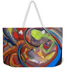 Abstract Life Weekender Tote Bag