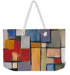 Abstract Line Series  Weekender Tote Bag