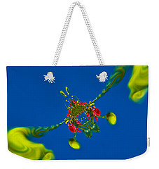 Abstract Lobster 9137205141 Weekender Tote Bag