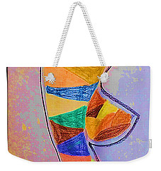 Abstract Love Weekender Tote Bag