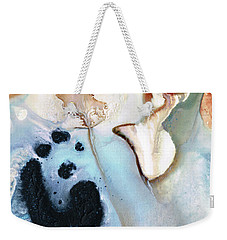 Abstract Modern Art - The Vessel - Sharon Cummings Weekender Tote Bag by Sharon Cummings