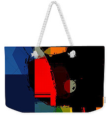 Abstract Night Weekender Tote Bag