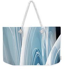 Abstract No 23 Weekender Tote Bag by Robert G Kernodle