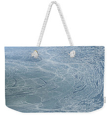 Weekender Tote Bag featuring the digital art Abstract No 24 by Robert G Kernodle