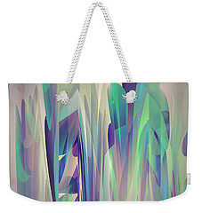 Abstract No 27 Weekender Tote Bag by Robert Kernodle