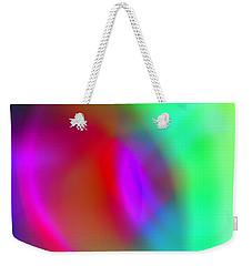 Abstract No. 3 Weekender Tote Bag