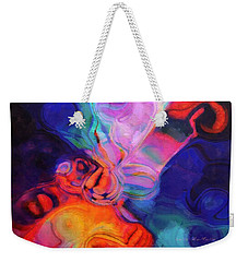 Abstract No. Weekender Tote Bag