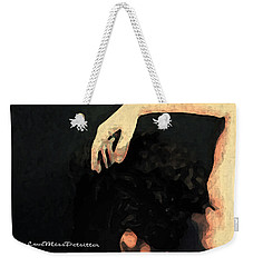 Abstract Nude Art 4 Weekender Tote Bag