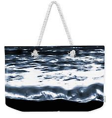 Abstract Ocean Weekender Tote Bag