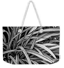 Abstract Of Leaves ... Weekender Tote Bag