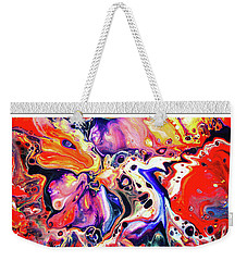 Abstract Painting Collection Weekender Tote Bag