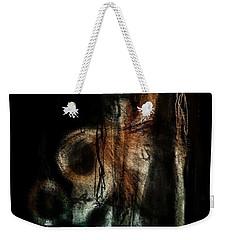 Abstract Portrait 04feb2017 Weekender Tote Bag