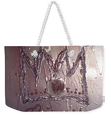 Abstract Princess Dreams Of Grandeur Weekender Tote Bag by Talisa Hartley