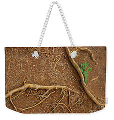 Abstract Roots Weekender Tote Bag