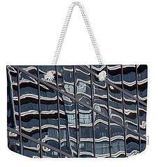 Abstract Rotterdam Weekender Tote Bag