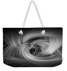 Weekender Tote Bag featuring the photograph Abstract by Ryan Photography