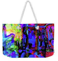 Abstract Series 0177 Weekender Tote Bag