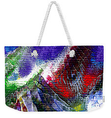Abstract Series 0615a-3 Weekender Tote Bag
