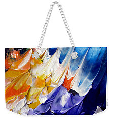 Abstract Series 0615a-6p1 Weekender Tote Bag