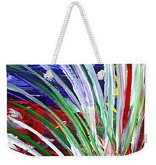 Abstract Series C1015bp Weekender Tote Bag