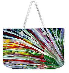 Abstract Series C1015cl Weekender Tote Bag