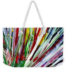 Abstract Series C1015cp Weekender Tote Bag