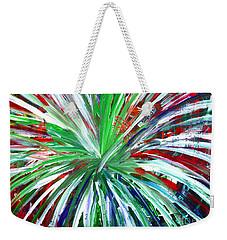 Abstract Series C1015dl Weekender Tote Bag