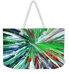 Abstract Series C1015dp Weekender Tote Bag