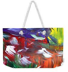 Abstract Series E1015ap Weekender Tote Bag