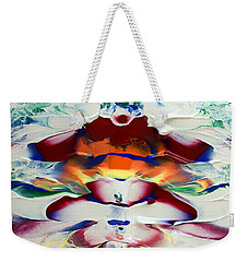 Abstract Series H1015a Weekender Tote Bag
