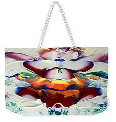 Abstract Series H1015al Weekender Tote Bag