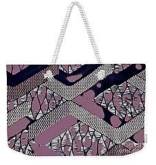 Abstract Slates Weekender Tote Bag