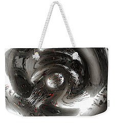 Abstract Underbelly Of The Bean, Chicago Il Weekender Tote Bag