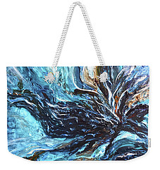 Abstract Water Dragon Weekender Tote Bag