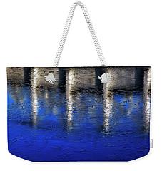 Abstract Water Weekender Tote Bag
