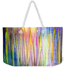 Abstract Watercolor A2 1216 Weekender Tote Bag