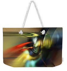 Abstraction 022023 Weekender Tote Bag
