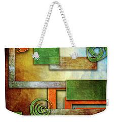 Abstraction 2 Weekender Tote Bag