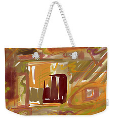 Abstraction Collect 1 Weekender Tote Bag