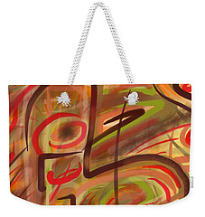 Abstraction Collect 2 Weekender Tote Bag