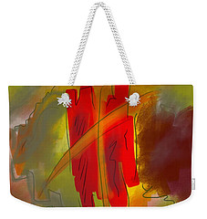 Abstraction Collect 3 Weekender Tote Bag