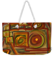 Abstraction Collect 4 Weekender Tote Bag