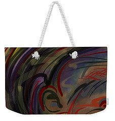 Fro Abstraction 2 Weekender Tote Bag
